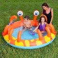 Bola oceano piscina infantil piscina inflável jogar bebê espessamento piscina infantil piscina de pesca