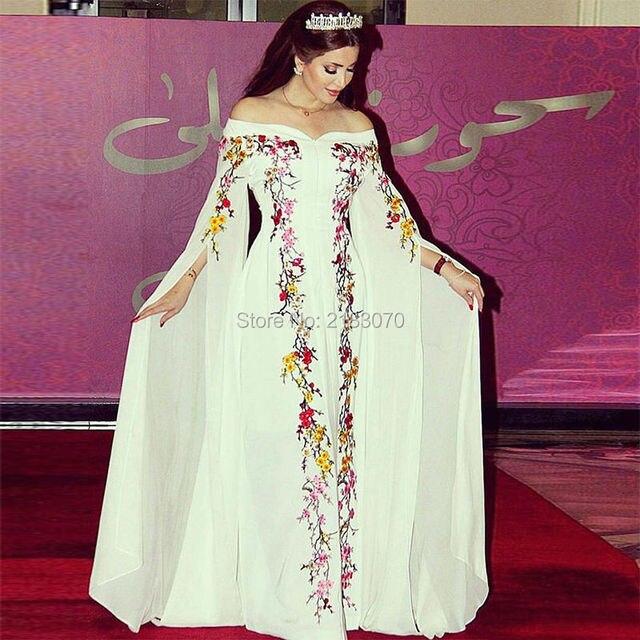 Middle Eastern Evening Dresses
