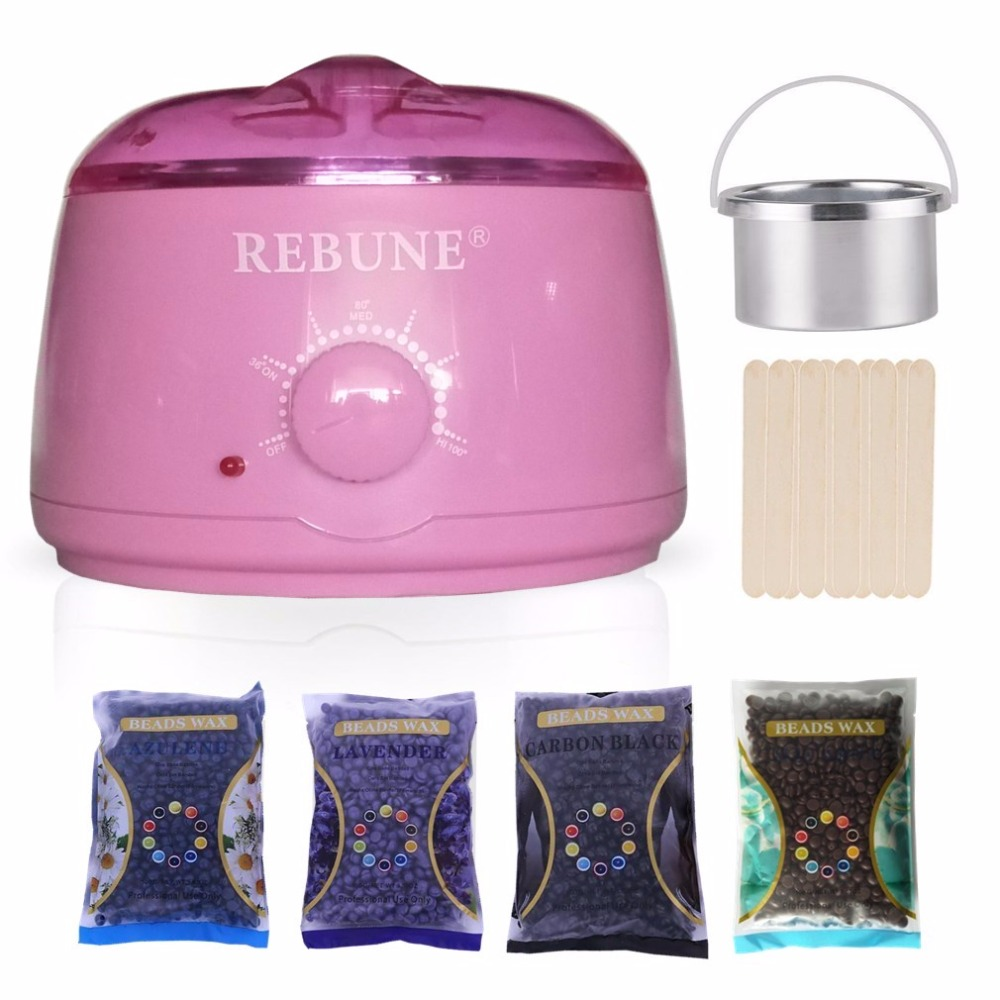 Rebune Paraffin Heater Wax Warmer Pot 11