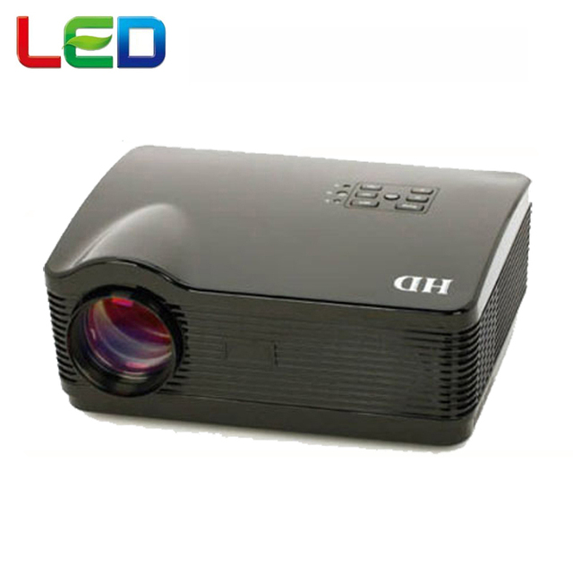 Low price H3 5500Lumen portable LED TV 3D Projectors proiettore Support Full hd 1920x1080P HDMI beamer Proyector for Home Cinema