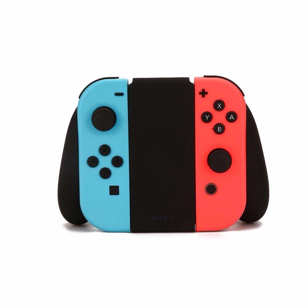 Gasky Новый Для Nintendo коммутатор видео игровой консоли геймпад игровой радость-Con быстро Type-C зарядки сцепление Desktop Зарядное устройство питани...