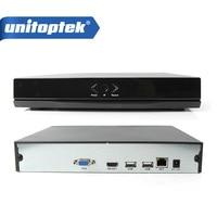 4Ch 5MP Onvif NVR HD 8CH H 265 H 264 4MP CCTV NVR Security Max 4K