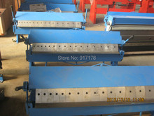 W-915 pan and box brake bending machine folder machinery tools