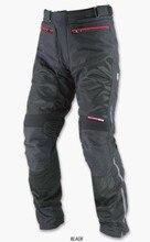 PK 711 брюки Мотоцикл популярные марки брюки Летнего Ралли брюки для верховой езды брюки Цвет: Черный