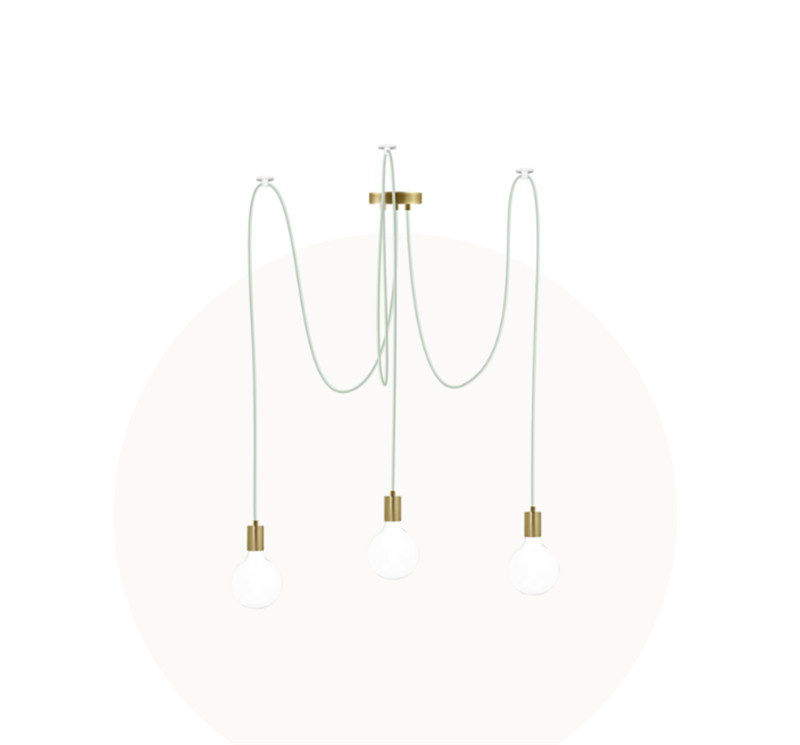 3-5-7-9-14-19 heads brass swag chandelier mint fabric wire 2 meters length with clips DIY chandelier with G80 clear antique bulb3-5-7-9-14-19 heads brass swag chandelier mint fabric wire 2 meters length with clips DIY chandelier with G80 clear antique bulb