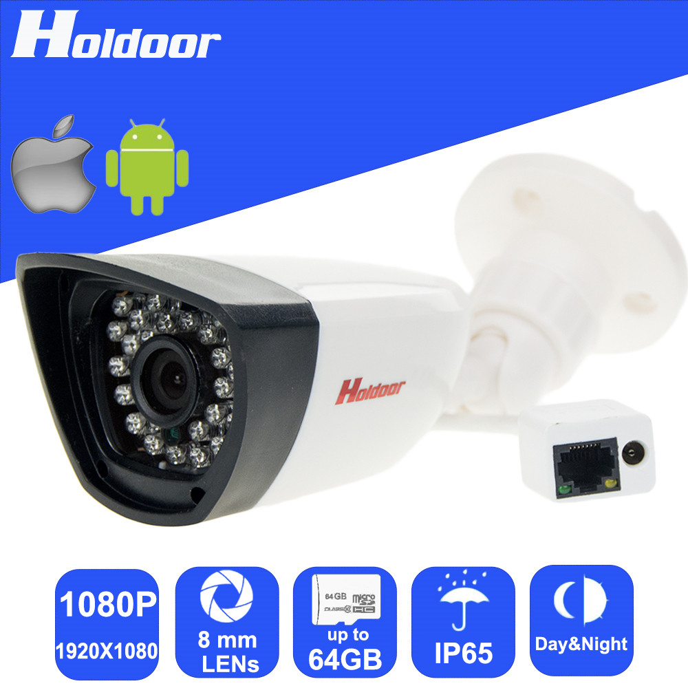 1080P 1920x1080 Wireless WiFi IP HD Camera 8mm Lens Micro SD Card Slot Onvif remote video record motion detection email alert wifi webcam 1080p 2 8mm lens p2p outdoor video surveillance camera motion detection alarm video record email alert onvif cctv