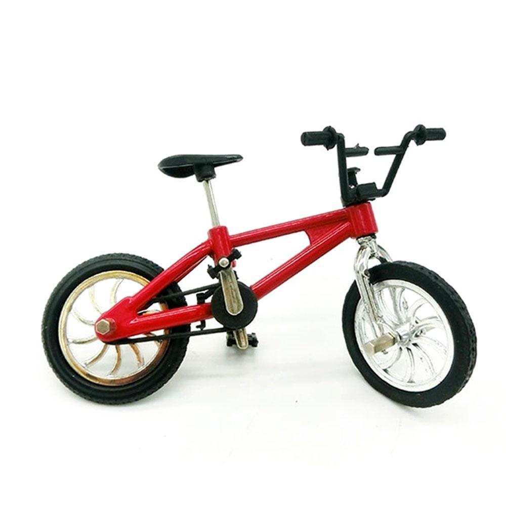 Mini Finger Bmx Toys Mini Bicicleta Mountain Bike Finger Scooter Fan - Nuevos juguetes y juegos - foto 1