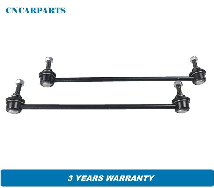 2PCS Pair Stabilizer Link kit sway bar Drop links Set for Peugeot 208 206 2008 1007 DS DS3 Cabriolet Citroen C3 508745|Sway Bars|   - title=