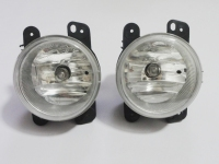1Pair fog light halogen fog lamp car lights with bulbs assembly For Chrysler PT Cruiser 2006 2009