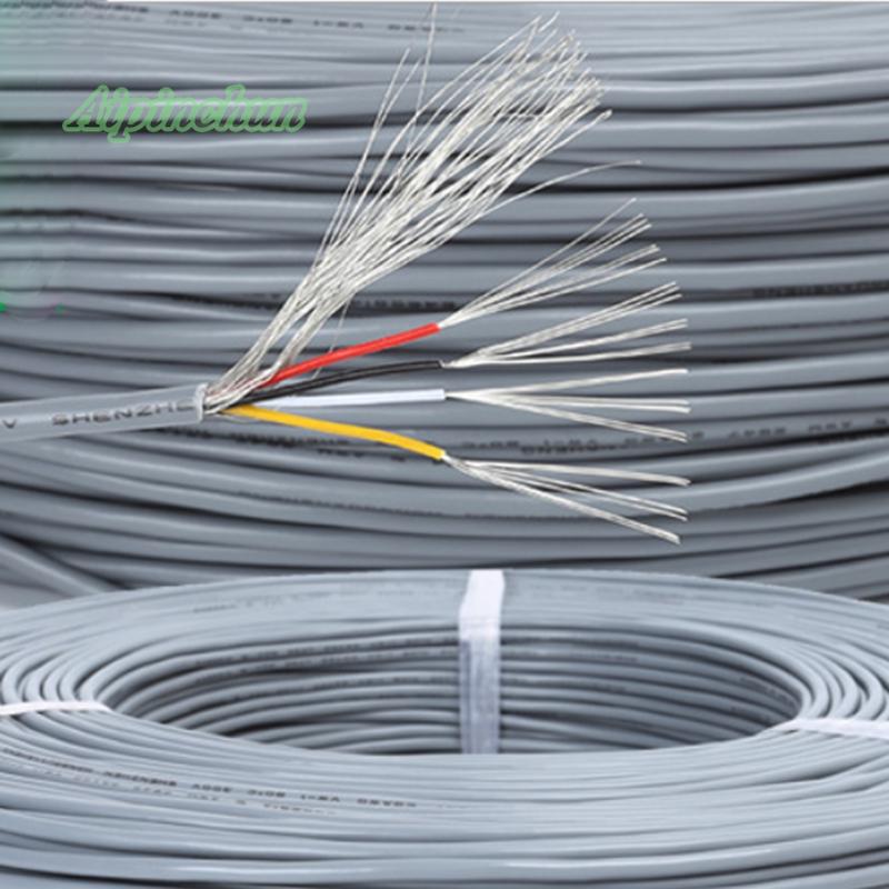 Buy 5 cores shielded cable and get free shipping on AliExpress.com