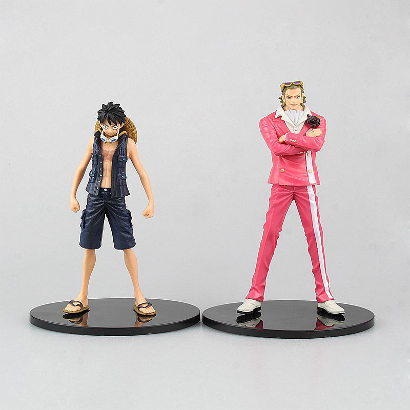 Toys & Hobbies Handsome Zoro Arrogance Expression Anime One Piece Model Pvc Action Figure Classic Collection Garage Kit Toy Doll