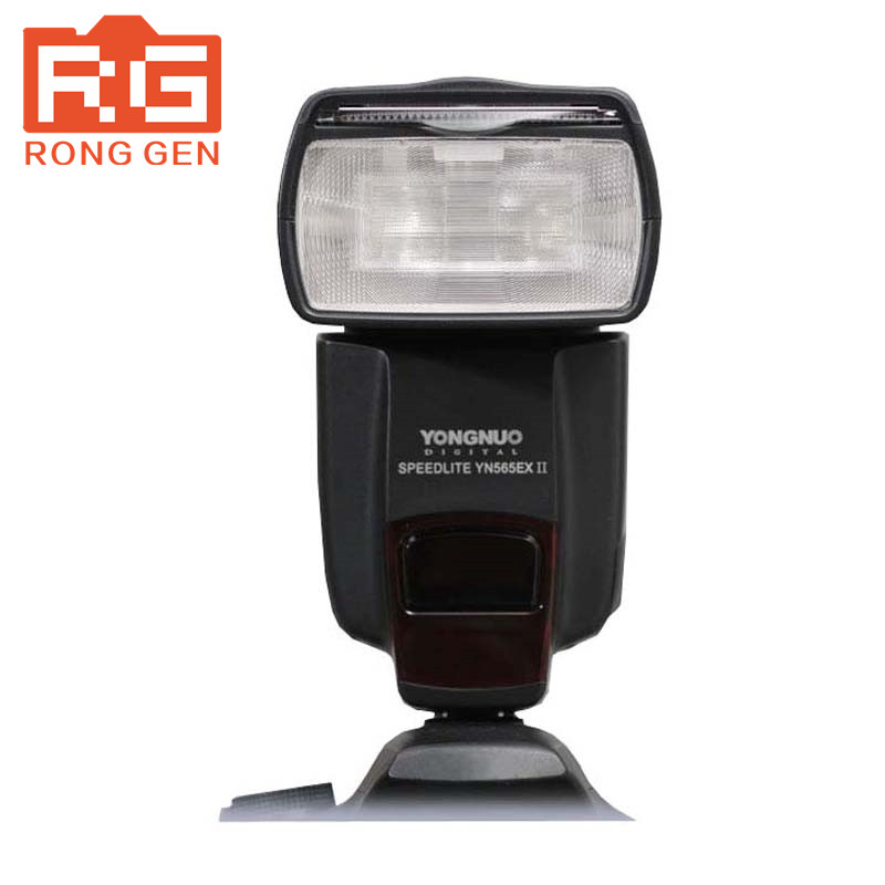New YONGNUO YN-565EX II /C TTL Flash Speedlite for Canon 5DII / 7D / 60D / 600D / 650D / 1000D Free Shipping 3pcs yongnuo yn600ex rt auto ttl hss flash speedlite yn e3 rt controller for canon 5d3 5d2 7d mark ii 6d 70d 60d