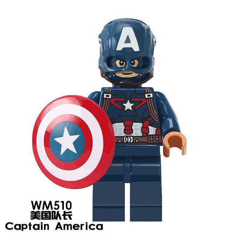 For legoings Marvel Super Heroes Captain America INFINITY WAR Thanos Hulk Hawkeye Thor Model Building Blocks