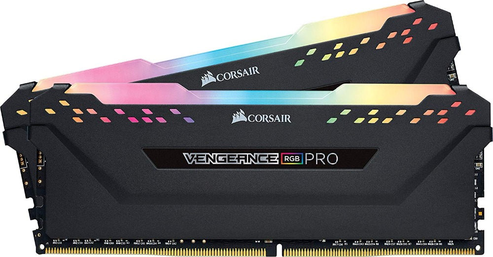 CORSAIR New RAM Memoria Module PC Memory Dual-channel DDR4 RGB PRO PC4  Support motherboard ddr4 3000 3200 3600 MHZ Desktop