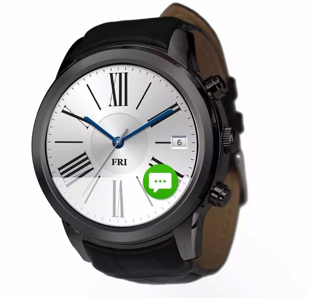 """2016 New X5 1.4"""" Circle 3G Android Smart watch K18 Plus ..."""