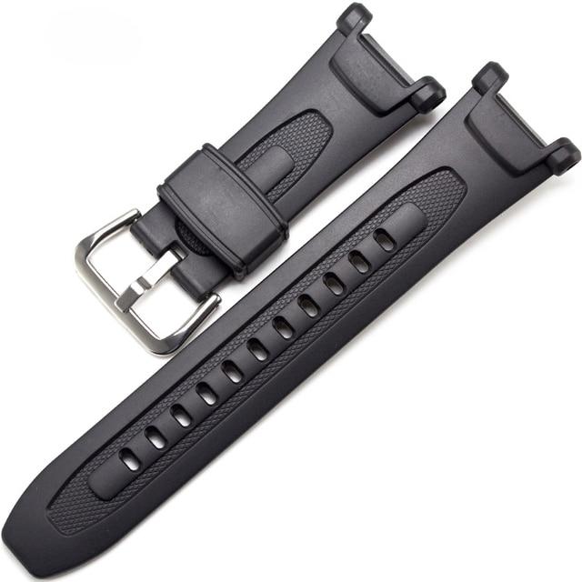 a1229a6f898c Ver accesorios para CASIO PRG 40 PRG 240 resina correa de caucho en ...