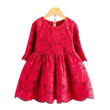 f14ea07a09f4 Buy red kids dresses and get free shipping on AliExpress.com