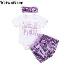 Waiwaibear Summer New  Baby Suits Newborn Clothes Short Sleeve Rompers + Pants 2PCS Infant Clothing Sets ZT6