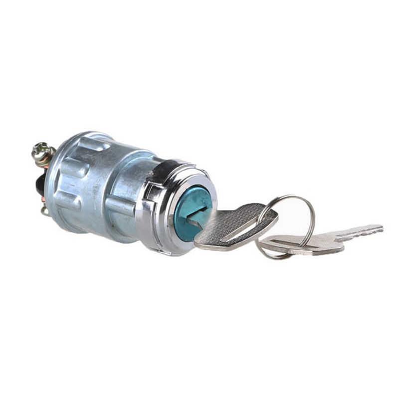 ユニバーサル交換イグニッションスイッチと 2 のキー自動車