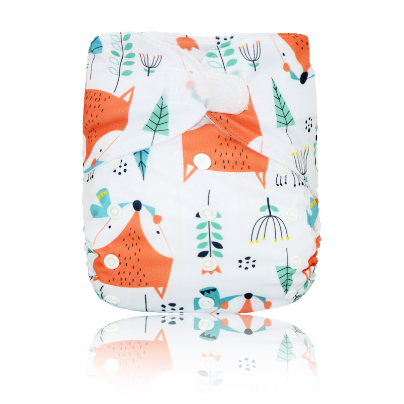 Miababy 10pcs lot Big XL Pocket Cloth Diaper for Baby 2 Years and Older stay dry