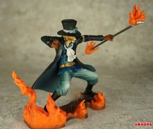 Sabo + Ace + Luffy Action Figure