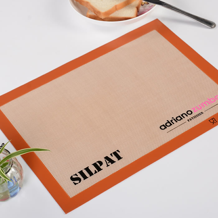 Non-Stick Baking Mat silicone glass fiber countertop workstation mat rolling dough fondant or messy craft sugarcraft mat