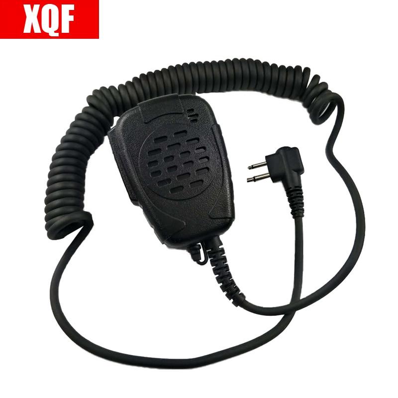 Trooper SPM-2103 Heavy Duty Remote Speaker Microphone With Headphone Jack For MOTOROLA CP200 CP185 PR400 CT250 CP185 RDV2020 RDX