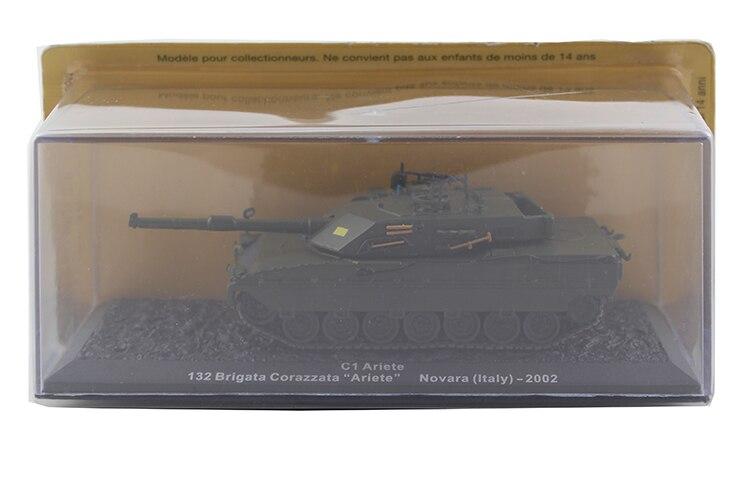 IX 1/72 C1 Ariete italie 2002 C1 ram réservoir de bataille principal alliage collection modèle cadeau de vacances