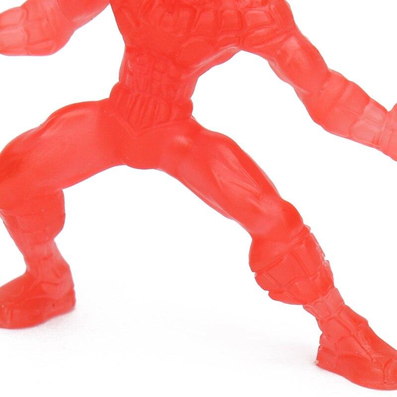 Marvel Serie 500 4 Figuras Coleccionable Hasbro 3 X Bolsas ciego