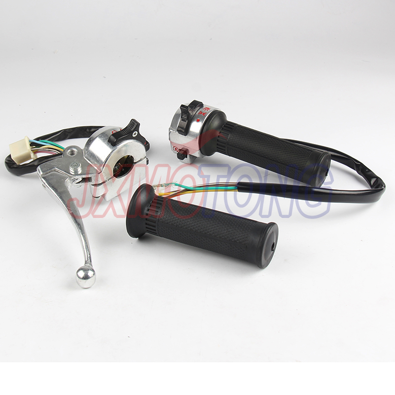 MOTORCYCLE PARTS THROTTLE ASSEMBLY For MOTO MONKEY DIRT PIT BIKE Z50 PARTS