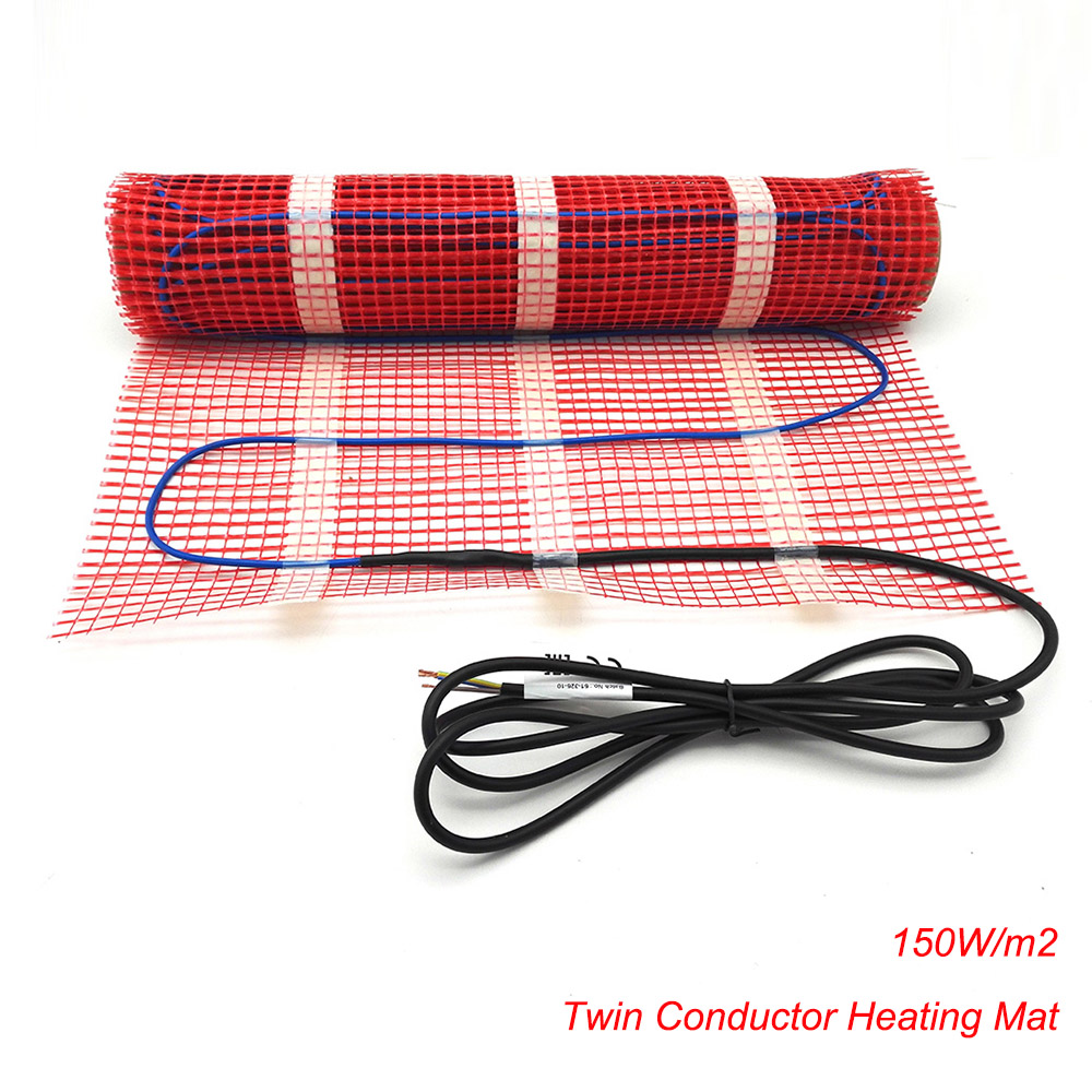 Under Floor Heating Mat All Sizes Dual Core Electric 150w Under Tile