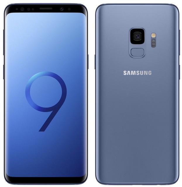 Samsung Galaxy S9 G960U Original LTE Android Cell Phone Octa Core 5.8″ 12MP 4GB RAM 64GB ROM NFC 3000mAh Snapdragon 845
