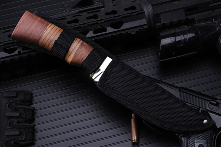 Купить с кэшбэком 2020 New Hot Sale Outdoor Fixed Tactical Combat Military Knife High Quality Camping Survival Diving Hunting Knives EDC Tools