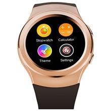 2016 Bluetooth Smart uhr G3 MTK2502 Smartwatch Telefon Touchscreen mit mode erscheinungsbild für Apple und Android telefon PK DZ09