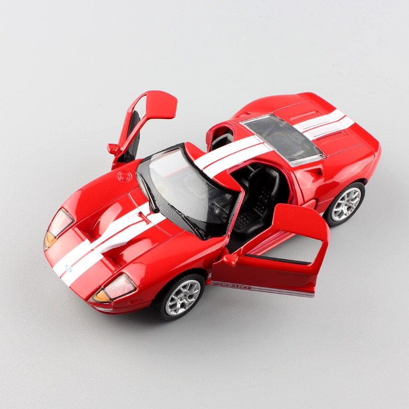 1 36 automaxx small Ford GT 1 mustang Sport die cast race car scale diecast vehicles miniature metal pull back models toys boys in Diecasts Toy Vehicles from Toys Hobbies