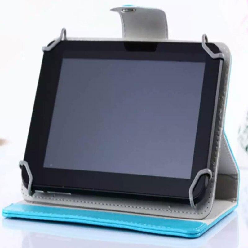 Myslc pu Funda de cuero para Lenovo ideatab S5000/A3000/A1000/A3500/A3300 7 pulgadas Tablet PC