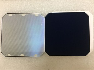 Image 2 - 50Pcs X Sunpower Zonnecel 21.8% Hoge Efficiëntie 3.34W 125X125 C60 Monokristallijn Voor Solar Impuls Vliegtuig
