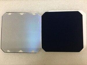 Image 2 - 50pcs x Sunpower Solar Cell 21.8% High Efficiency 3.34W 125 x 125 C60 Monocrystalline for Solar Impulse Airplane