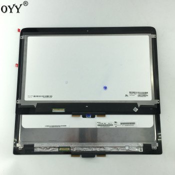 13.3'' LCD Assembly Touch Screen Digitizer Laptop For HP Spectre x360 13-4000 series 13-4xxxx 13-4115 1920*1080 OR 2560*1440