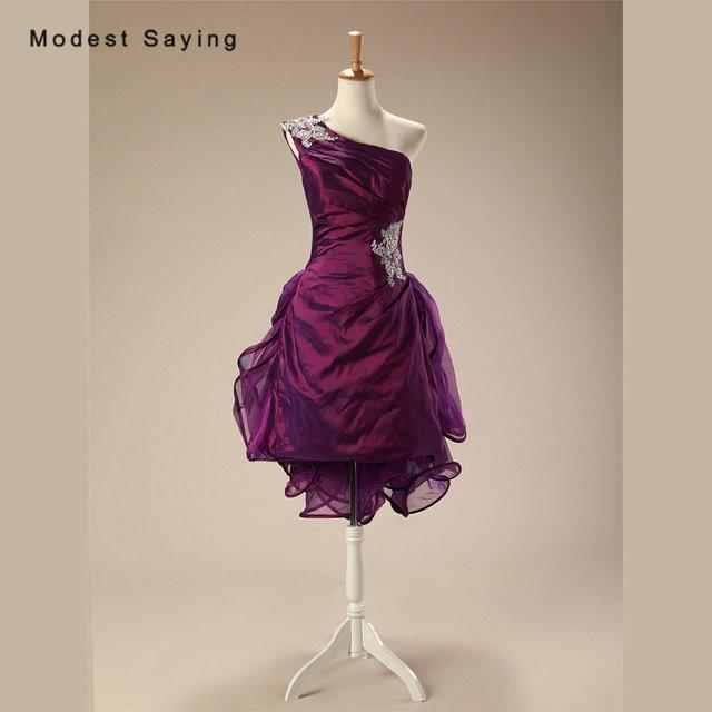 Purple Straight Prom Dresses