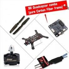 EMAX 300 Transformer Quadcopter Combo 12A ESC MT2204 2300KV Motor CC3D…