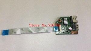 USB Board For Toshiba Satellite L50D-B L50 USB Port Board REV:E DA0BLIPC6E0 Working and fully tested