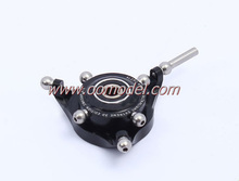 Alzrc 450 Pro parts HP45010 CCPM Metal Swashplate Black ALZrc 450 RC Helicopter t-REX 450 Spare Parts FreeTrack Shipping