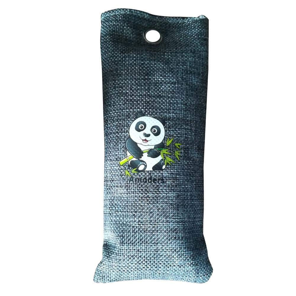 Air Purifying Bamboo Activated Charcoal Air Fresheners Odour Neutraliser Bags for Fridge Cars Kitchen Bathroom Closets 14