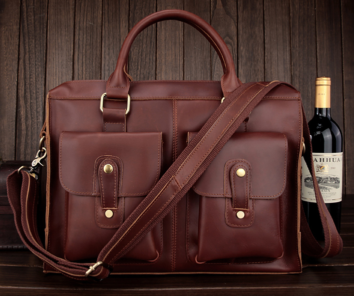 Compare Prices on Mens Italian Leather Messenger Bags- Online ...