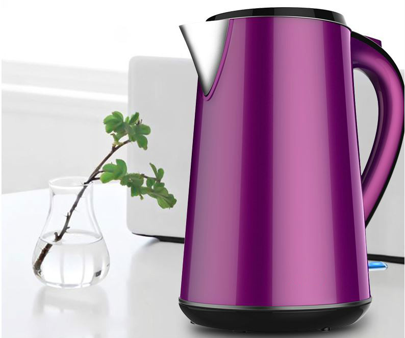 electric kettle can automatically power 304 stainless steel real quick Safety Auto-Off Function mini stainless steel electric kettle automatically cut safety auto off function