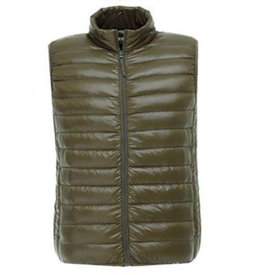New Men's Active Ultra Light Winter Warm White Duck Down Vests Jacket Coat For Men Autumn,5 Colors,Size M-XXXL,Free Ship