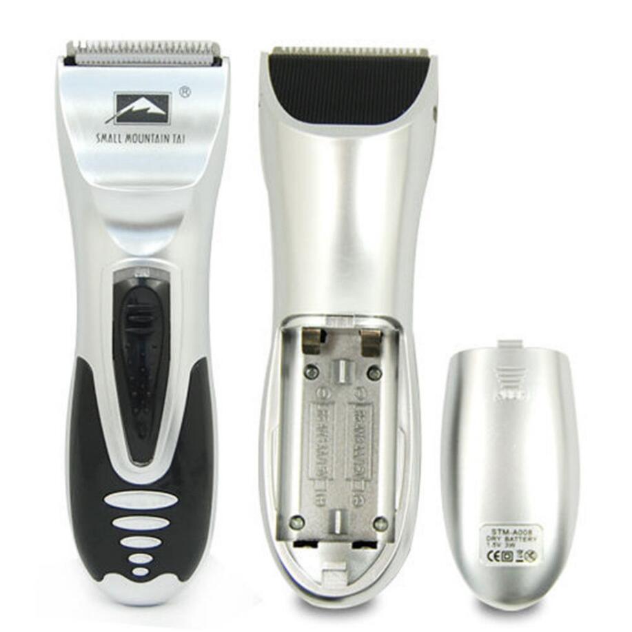 Jian Feng's store 2017 Men Electric Hair Cutting Scissors Machine Beard Clipper Shaver Wireless Trimmer Razor Hair Clipper I121