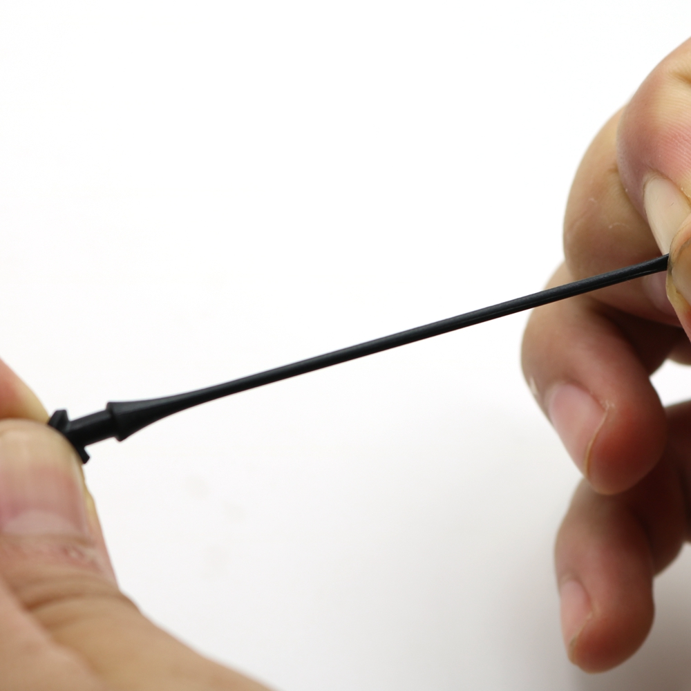 Computer Components PC Case Fan Mouting Pin Anti Noise Vibration Silicone Screws Anti-vibration Shock Absorption 20pcs 3