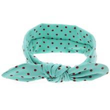 MUQGEW/повязки на голову для маленьких девочек; Детская повязка на голову с бантом для девочек; упругая повязка на голову с бантом и заячьими ушками; bebek tokalar